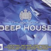 Sound Of Deep House (2CD) (cover)