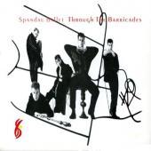 Spandau Ballet - Through the Barricades (LP)