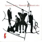 Spandau Ballet - Through the Barricades (LP)