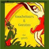 Spinvis - Goochelaars & Geesten (LP) (cover)
