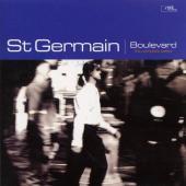 St. Germain - Boulevard Album (LP) (cover)