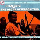 Getz, Stan/Oscar Peterson - Silver Collection (cover)