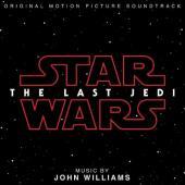 Star Wars (The Last Jedi) (OST By John Williams) (Deluxe) (2LP)