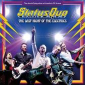Status Quo - Last Night of the Electrics (2CD+DVD+BluRay)