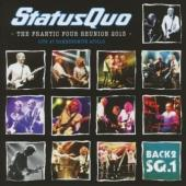 Status Quo - Live At Hammersmith (2CD) (cover)