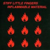 Stiff Little Fingers - Inflammable Material (Special Edition) (cover)