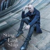 Sting - Last Ship (LP) (cover)