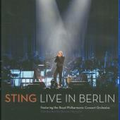 Sting - Live In Berlin (BluRay) (cover)