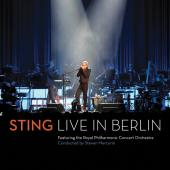 Sting - Live In Berlin (CD+DVD) (cover)