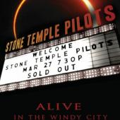 Stone Temple Pilots - Alive In The Windy City (DVD) (cover)