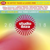 Studio Ibiza 2018 (3CD)