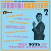 Studio One Rocksteady 2: Rocksteady, Soul and Early Reggae At Studio One (2LP)