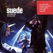 Suede - Royal Albert Hall (CD+DVD) (cover)