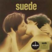 Suede - Suede (LP) (cover)