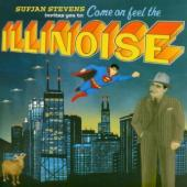 Stevens, Sufjan - Illinois (LP) (cover)