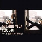 Vega, Suzanne - Close Up Volume 4: Songs Of Family (cover)
