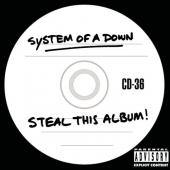 System Of A Down - Steal This Album! (cover)