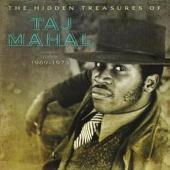 Mahal, Taj - Hidden Treasures Of Taj Mahal (LP) (cover)