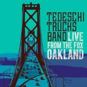 Tedeschi Trucks Band - Live From the Fox Oakland (Deluxe Edition) (2CD+DVD)