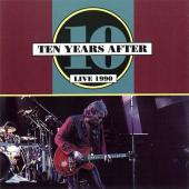 Ten Years After - Live 1990 (cover)
