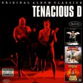 Tenacious D - Original Album Classics (3CD)