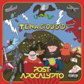 Tenacious D - Post-Apocalypto (Green Vinyl) (LP)