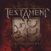 Testament - Live In Eindhoven (cover)