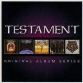Testament - Original Album Series (5CD) (cover)
