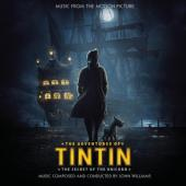 The Adventures Of Tintin (The Secret Of The Unicorn) (OST) (Blue & Gold Vinyl) (2LP)