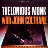 Monk, Thelonious - With John Coltrane (cover)