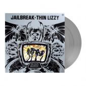 Thin Lizzy - Jailbreak (Silver Vinyl) (LP)