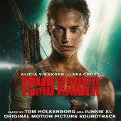 Tomb Raider (OST by Junkie XL) (Transparent Green Vinyl) (2LP)