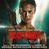 Tomb Raider (OST by Junkie XL) (Clear & Red Vinyl) (2LP)