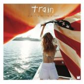Train - A Girl a Bottle a Boat (LP)