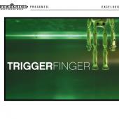 Triggerfinger - Triggerfinger (LP+CD) (cover)