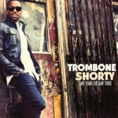 Trombone Shorty - Say That To Say This (cover)