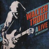 Trout, Walter - Alive In Amsterdam (2CD)