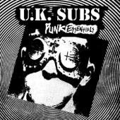 Uk Subs - Punk Essentials (CD+DVD) (cover)
