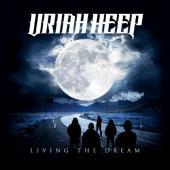 Uriah Heep - Living the Dream (CD+DVD+T-Shirt)