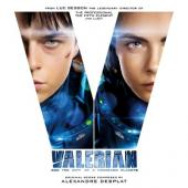 Valerian Et La Cite Des Mille Planetes (OST by Alexandre Desplat) (2LP)