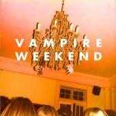 Vampire Weekend - Vampire Weekend (cover)