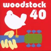 Various Artists - Woodstock 40 (2cd) (cover)