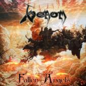 Venom - Fallen Angels (LP) cover)