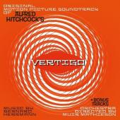 Vertigo (OST by Bernard Herrmann) (Solid Orange Vinyl) (LP)