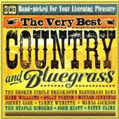 Very Best Of Country & Bluegrass (2CD) (cover)