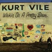 Vile, Kurt - Wakin On A Pretty Daze (LP) (cover)