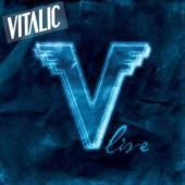 Vitalic - V Live (cover)