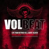Volbeat - Live From Beyond Hell / Above Heaven (2DVD) (cover)