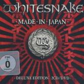 Whitesnake - Made In Japan (2CD+DVD) (cover)