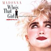Who's That Girl (OST by Madonna) (LP)